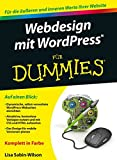 Webdesign mit Wordpress für Dummies