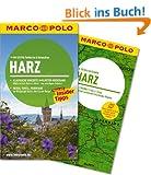 MARCO POLO Reisef�hrer Harz: Reisen mit Insider-Tipps. Mit EXTRA Faltkarte & Reiseatlas