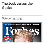 The Jock versus the Geeks (       ungekürzt) von Parmy Olson Gesprochen von: Daniel May