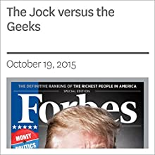 The Jock versus the Geeks (       UNABRIDGED) by Parmy Olson Narrated by Daniel May