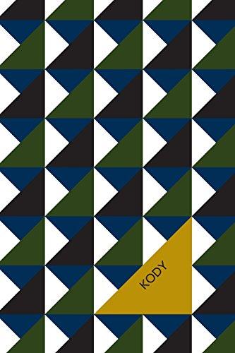 Etchbooks Kody, Qbert, College Rule
