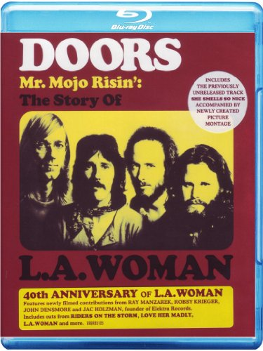 The Doors - Mr. Mojo Risin' - The Story Of LA Woman