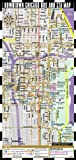 Streetwise Chicago Bus, CTA &amp; Metra Map - Laminated Chicago Metro Map - Folding pocket &amp; wallet size metro map for travel