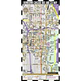 Streetwise Chicago Bus, CTA & Metra Map - Laminated Chicago Public Metro Mapby Streetwise Maps Inc.