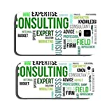 word cloud - consulting cell phone cover case Samsung S5