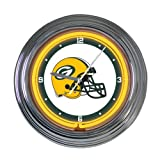 Green Bay Packers 15 inch Neon Clock at Amazon.com