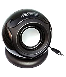Ocean I Hiper Song HS656 Black Rechargeable Portable Speaker