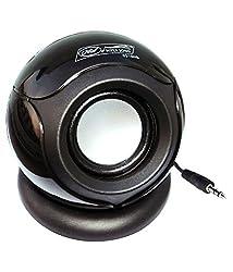 Ocean I Hiper Song HS656 Black Rechargeable Portable Speaker