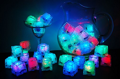 Set-of-48-Litecubes-Brand-RAINBOW-Light-up-LED-Ice-Cubes