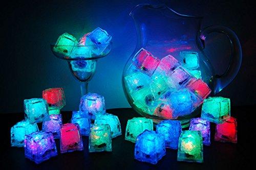 Set-of-48-Litecubes-Brand-RAINBOW-Light-up-LED-Ice-Cubes