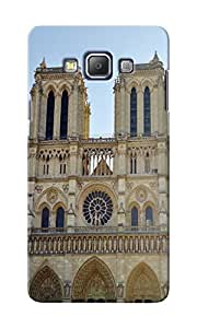 CimaCase Church Designer 3D Printed Case Cover For Samsung Galaxy A7