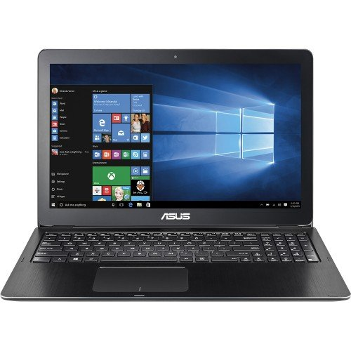 Newest ASUS Premium High Performance 15.6-inch HD Laptop, 5th Intel Core i5-5200U 2.2GHz, 4GB RAM, 500GB HDD, Intel HD Graphics 5500, DVD-SuperMulti Drive, HDMI, VGA, Bluetooth, Webcam-Windows 10