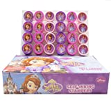 Disney Princess Sofia Stampers Party Favors (24 Stampers)