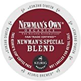 Newman's Own Organics K-Cup Portion Pack for Keurig K-Cup Brewers, Newman's Own Special Blend (Pack of 96)
