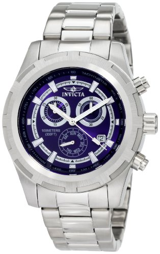Invicta Men's 1560 II Collection Swiss Chronograph Watch