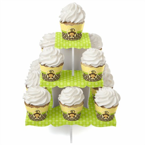Monkey Cakes For Baby Showers