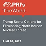 Trump Seeks Options for Eliminating North Korean Nuclear Threat |  Agence France-Presse
