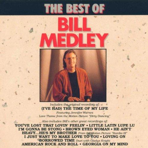 BILL MEDLEY - The Time Of My Life Lyrics - Zortam Music