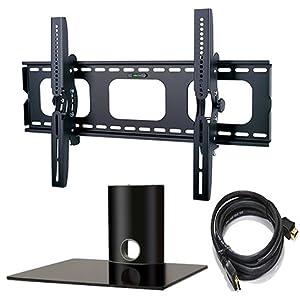 Amazon Com 2xhome New Tv Wall Mount Bracket Amp Single