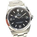 (ロレックス)ROLEX 14270 エクスプローラー1 A番 腕時計 SS メンズ 新品同様 中古