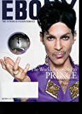 img - for Ebony July 2010 Volume LXV No. 9 (Cover) the World According to Prince book / textbook / text book