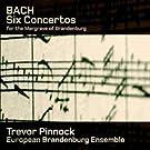 Bach: Concertos brandebourgeois