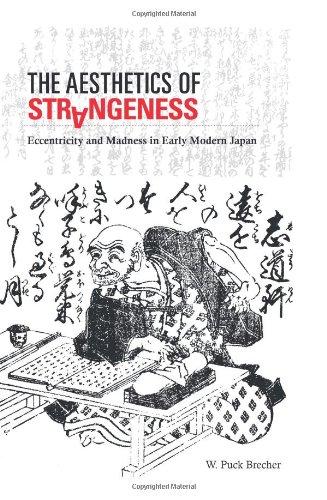 The Aesthetics of Strangeness