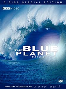 Blue Planet Seas Of Life Five-disc Special Edition from BBC Warner