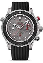 Omega Specialties Seamaster Limited Edition 300M ETNZ Men's Watch 212.92.44.50.99.001