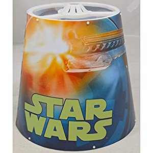 Star Wars Tapered Ceiling Light Shade by Norstar