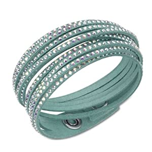 Swarovski Slake Light Green Bracelet - 5064289