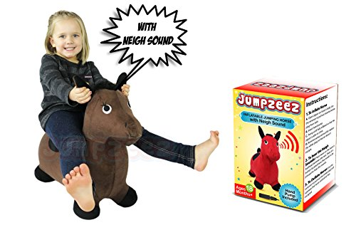 Riding-Horse-for-Kids-Inflatable-Jumping-Horse-with-Real-Neigh-Sounds-Hopping-Horse-Ride-On-Toy-for-Toddlers-Strong-Durable-Washable-Fabric-3-Unique-Fun-Colors-BONUS-Free-Pump-Plug-Remover