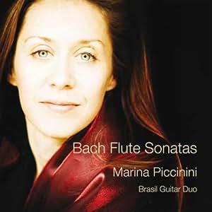 Johann Sebastian Bach : Sonates pour flûte