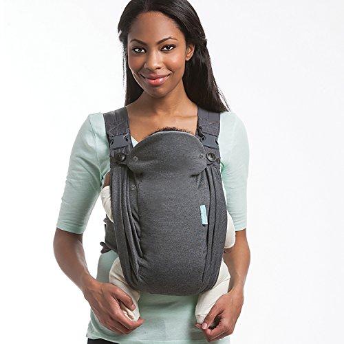 Infantino Unison Newborn Carrier, Light Grey Baby Toddler ...