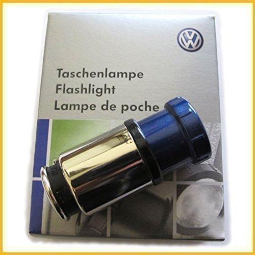 vw-volkswagen-led-power-luce-torcia-tascabile-accendisigari-blu