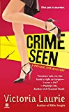 img - for Crime Seen (Psychic Eye Mysteries, Book 5) book / textbook / text book