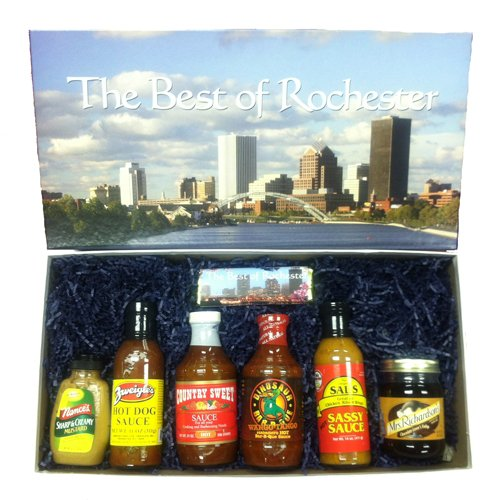 Best Of Rochester Gift Box