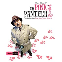 The Pink Panther Film Collection Starring Peter Sellers [Blu-ray]