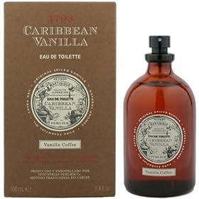 Perlier caribbean vanilla vanilla coffee 3 4 oz eau de toilette spray