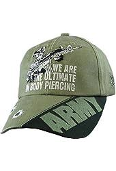 "US Army ""Body Piercing"" Ball Cap"