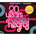 20 Years of Joey Negro (Inc 10 Years of The Sunburst Band)