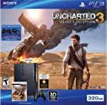 PS3 320 GB Uncharted 3 Bundle - Bundl...