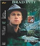 echange, troc Coffret Brad Pitt : Sept ans au Tibet + Et au milieu coule une rivière