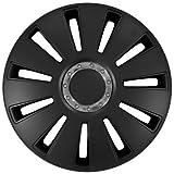 Radkappen / Radzierblenden Silverstone Pro Black (17 Zoll)