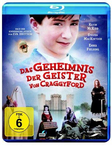 Das Geheimnis der Geister von Craggyford [Blu-ray]