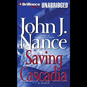 Saving Cascadia Audiobook