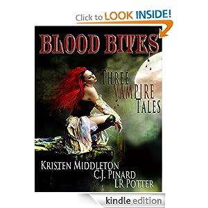 Kristen Middleton - Blood Bites: Three Vampire Tales