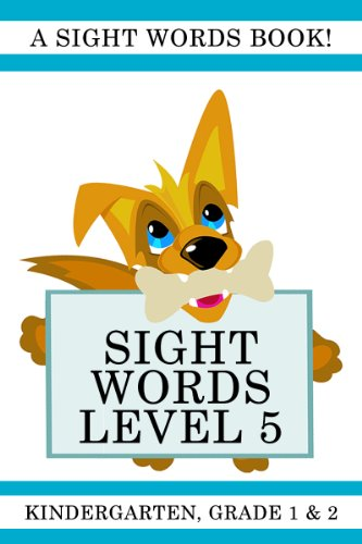 Gardner Lisa - Sight Words Level 5: A Sight Words Book for Kindergarten, Grade 1 and Grade 2