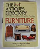 img - for The Antiques Directory Furniture - 7,000 Illustrated Examples Of Fine Furniture book / textbook / text book