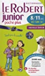 Le Robert junior poche plus : 8/11 ans